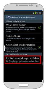 Hoe reset ik mijn Samsung Galaxy S6? Coolblue - alles voor een Samsung Galaxy S6 Samsung Galaxy S6 - Telefoon reset