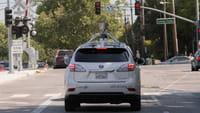 Google Car: Testfahrer gesucht