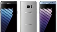 Galaxy Note7: Werbe-Video veröffentlicht
