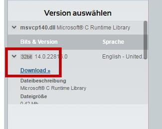 Windows 10 Msvcp140 Dll Fehlt