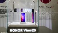 Honor View 20 mit Loch-Notch vorgestellt
