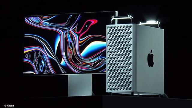 Spitzen Mac Pro F 252 R Profis Vorgestelllt Ccm