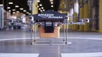 Amazon: Erste Lieferung per Drohne