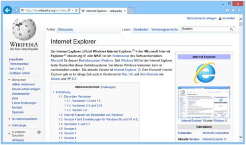 internet explorer 8 herunterladen kostenlos