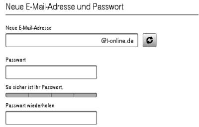 T-online email wiederherstellen