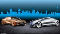BMW und Daimler starten Joint Venture