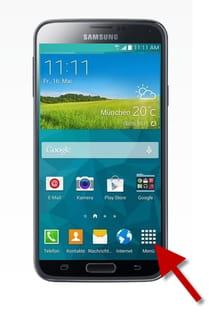 Samsung Galaxy S5 Mini Sim Karte.Samsung Galaxy S5 Sim Karten Sperre Aktivieren