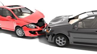 Einigungsprotokoll nach einem Autounfall