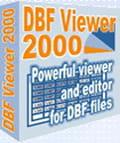 DBF Viewer 2000 downloaden (Datenbanken/SQL)