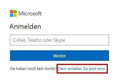 Hotmail Erstellen Outlook