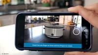 Amazon-App jetzt mit AR-Funktion