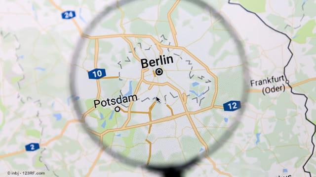 Gps koordinaten google maps