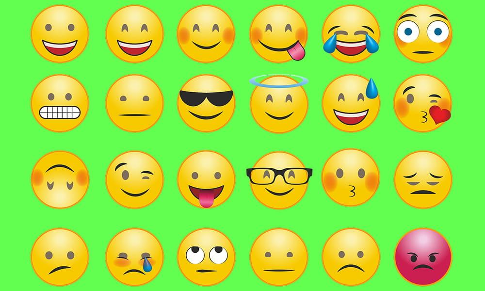 Smileys mit tastatur erstellen