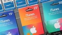 Neue Rabattaktion auf iTunes-Karten