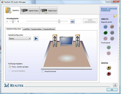 realtek hdmi output driver download