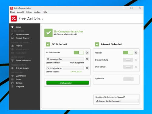Scarica antivirus avira gratis italiano
