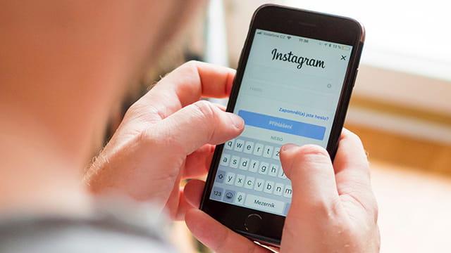 Instagram Nachrichtenanfragen