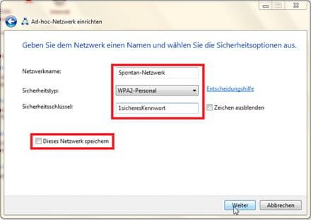 Ad Hoc Netzwerk Unter Windows 10 Einrichten