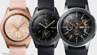 Verkaufsstart der Galaxy Watch