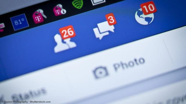 Facebook freundschaftsanfrage nicht sichtbar