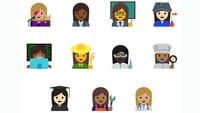 Mehr Gleichberechtigung bei Emojis