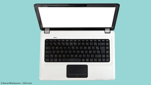 Maus bewegt sich nicht laptop
