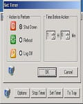 Chrono Shutdown downloaden (Personalisierung)