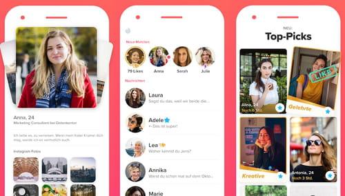 Tinder für Android kostenlos downloaden - Letzte Version