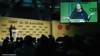 Kritik an Google und FB auf CEBIT