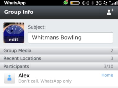 WhatsApp für BlackBerry kostenlos downloaden - Letzte Version auf