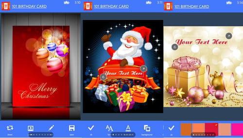 die besten apps f r pers nliche weihnachtskarten ccm. Black Bedroom Furniture Sets. Home Design Ideas