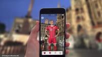 FC Bayern führt AR-Funktion ein