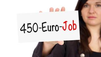 450 Euro Minijob Nach Der Regelung Ab Dem 1 Januar 2013