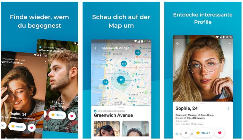 Dating-apps wie zunder für android