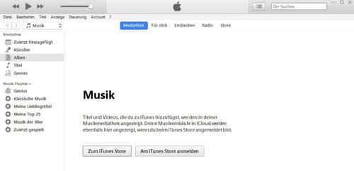 iTunes (64 Bit) kostenlos downloaden - Letzte Version auf Deutsch