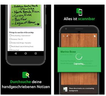 Die Besten Apps Zum Scannen Von Visitenkarten Ccm
