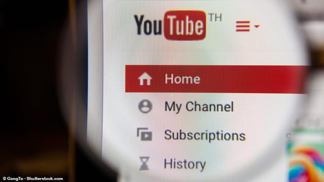 Youtube Kanal Privat