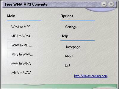 Wma In Mp3 Ohne Programm