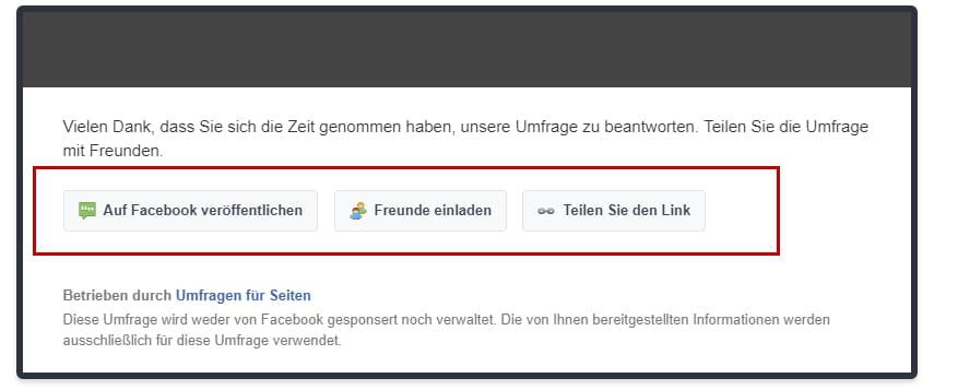 Facebook Umfrage Erstellen Ccm